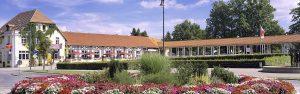 Beispiele unserer Arbeiten, Bahnhof Bad Saarow, Gärtnerei erleben